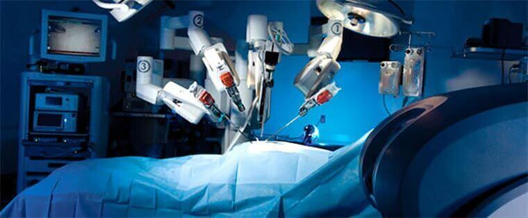VIP And Laparoscopy Surgery