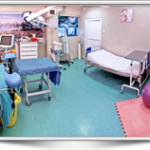 بخش زنان وزايمان بيمارستان مادروكودك غدير