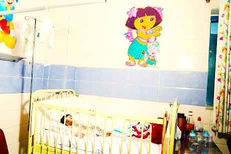 بيمارستان مادر و كودك غدير اتفاقات