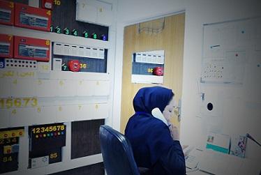 بيمارستان مادر و كودك غدير شماره تلفن های بیمارستان