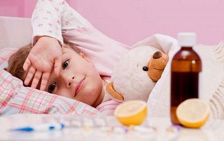 بيمارستان مادر و كودك غدير بیماریهای شایع اطفال
